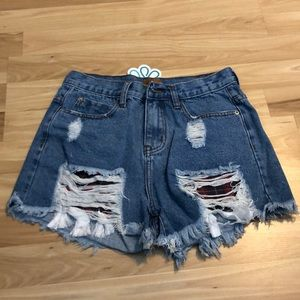 "NWT High Hopes Denim Shorts ""S"""
